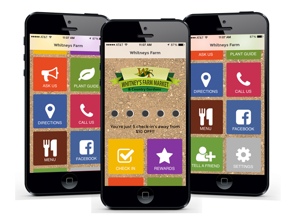 Whitney's Farm Mobile App - CHESHIRE & BERKSHIRE COUNTY Best Farm Market & Garden Center